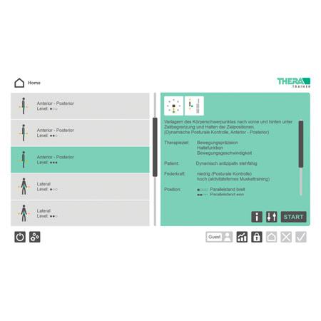 THERA-soft Therapiesoftware für THERA-Trainer 24662