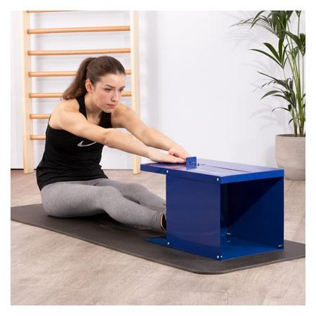 Beweglichkeitstester Sit and Reach Box 25340