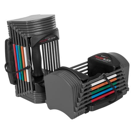 PowerBlock Power Block Hantel Sport 24, 1,5-11 kg, Paar 26555