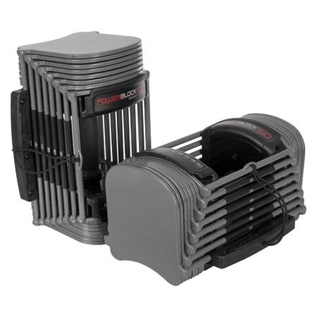 PowerBlock Power Block Hantel Sport 50, 4,5-23 kg, Paar 26556