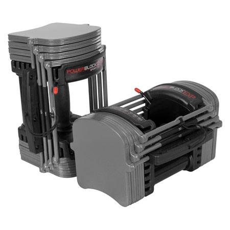 PowerBlock Power Block Hantel Sport EXP, 2-22,5 kg, Paar 26557