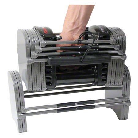 PowerBlock Power Block-Set 4 tlg., Hantel Sport EXP 2-22,5 kg Paar + Expansions-Kit Stage 2 26558