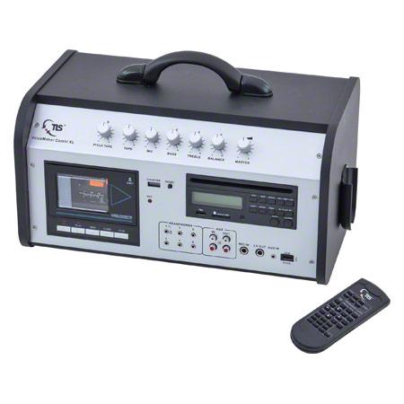 Musikanlage TLS VoiceMaker Combi XL CD/MP3/USB/SD-Karten Slot 26993