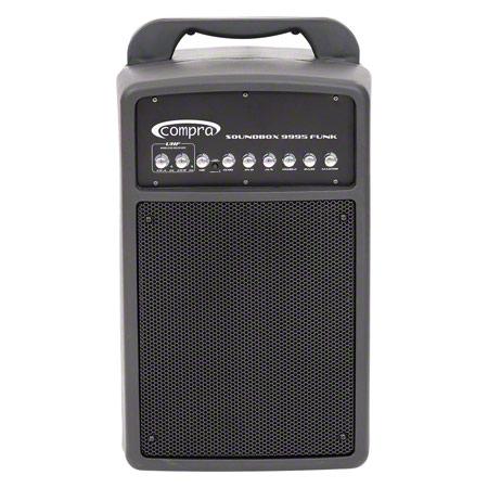 Musikanlage SoundBox 9995 Funk, CD/USB/SD-Karten-Slot 26998