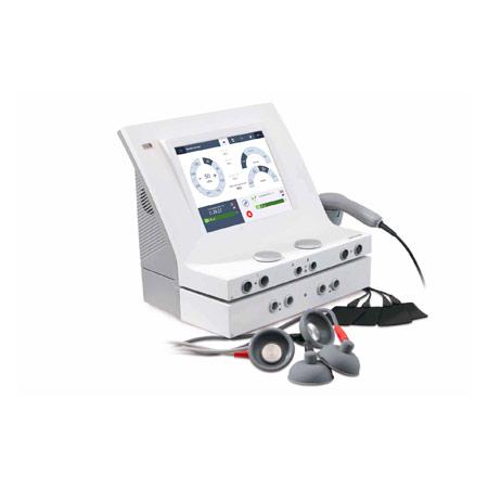 Gymna Universal-Therapiegerät Combi 400V mit Touchscreen & Vakuummodul 28035