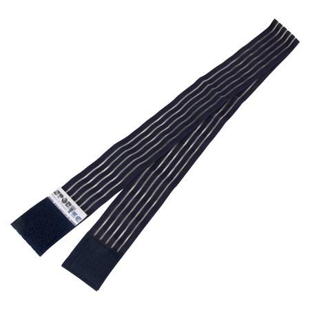 Sport-Tec Klettband für Elektrotherapiegeräte, 5x100 cm 28068