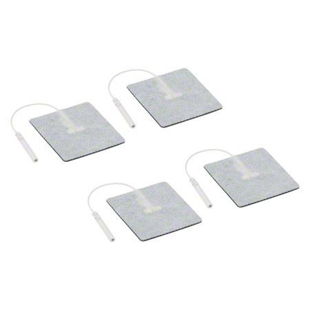 Klebeelektroden, 5x5 cm, 4 Stück 28086
