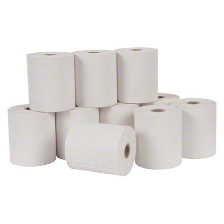 Thermodruckerpapier für Fitnesswaagen, 10 Rollen 28121