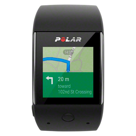 POLAR M600 Fitness-Smartwatch 28380