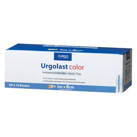 Urgolast Color Mix, 5 m x 8 cm, 10 St'ck/3 Farben