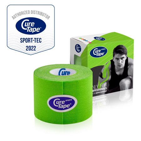 CureTape Cure Tape Sports, 5 m x 5 cm, wasserfest, limone 28841