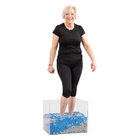 Thera Beans Therapie-Bohnen-Set 30 kg inkl. Acrylbox 29153