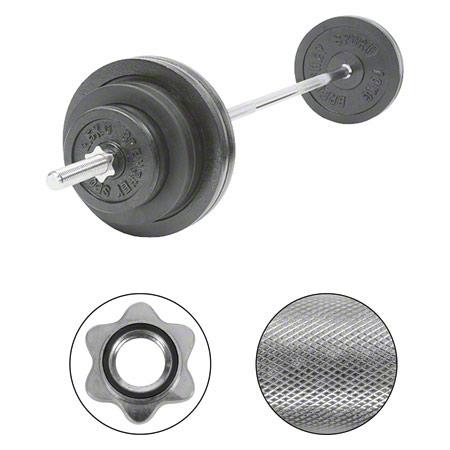 Sport-Tec Langhantel-Set, 80 kg, 13-tlg. 30194
