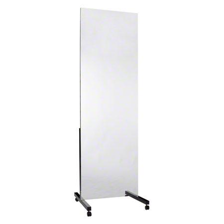 Leichtspiegel, BxH 50x200 cm, fahrbar 31300