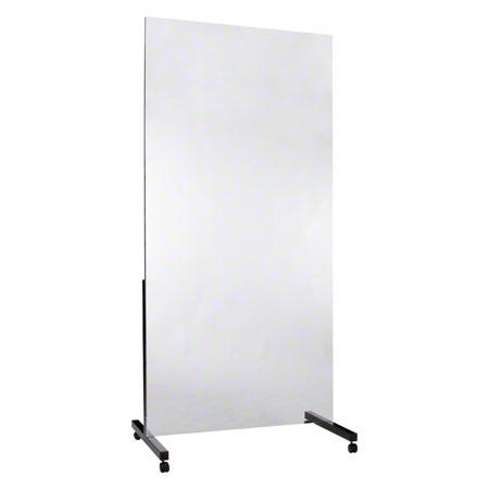 Leichtspiegel, BxH 75x200 cm, fahrbar 31302