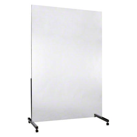 Leichtspiegel, BxH 100x200 cm, fahrbar 31304