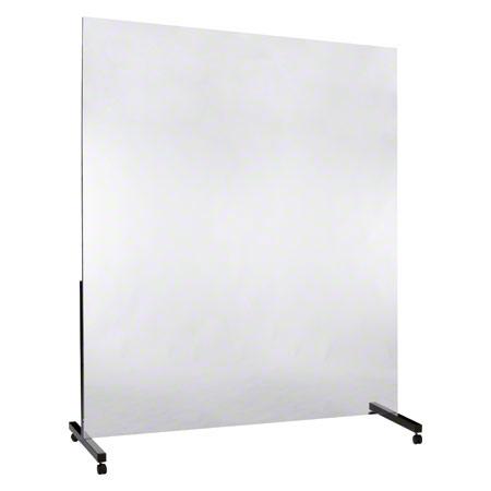 Leichtspiegel, BxH 125x200 cm, fahrbar 31306