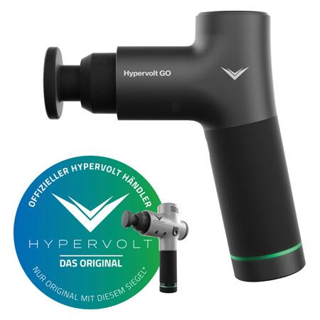 Hyperice Vibrationsmassagegerät Hypervolt Go 31425