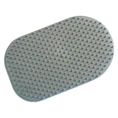 Massageaufsatz Kunststoff-Hyperämisierungsbürste für Vibramat 31509