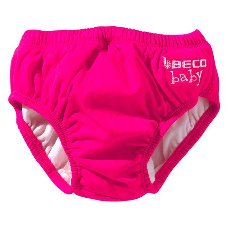 BECO Baby Aqua-Windel Slipform mit Gummibündchen, Gr. S 45622