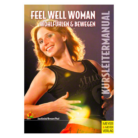 Buch Feel Well Woman, 176 Seiten