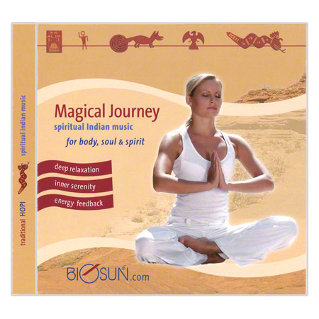CD Magical Journey, 46 Min.