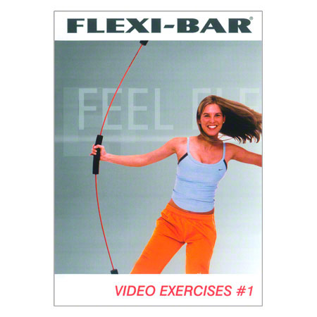 DVD Flexi-Bar Exercises, 30 Min.