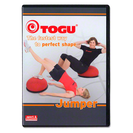 DVD TOGU Jumper Perfect Shape, 60 Min.