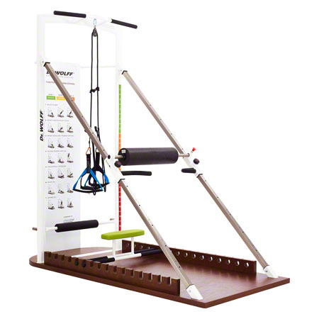 Dr. WOLFF Functional Training Station 786
