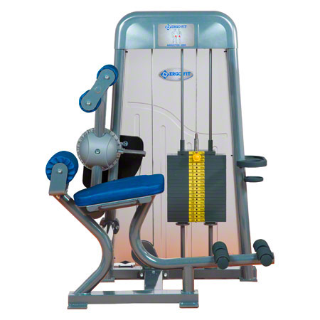 ERGO-FIT Back Extension 4000 med