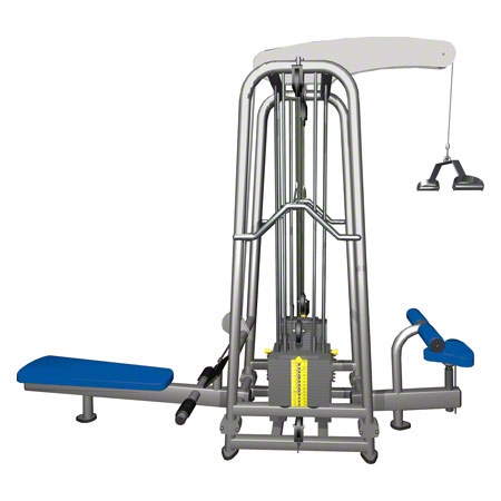 ERGO-FIT Cable Tower 4000