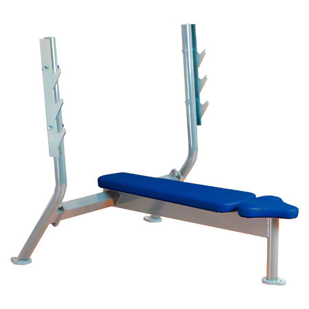 ERGO-FIT Olympic Flat Bench 4000