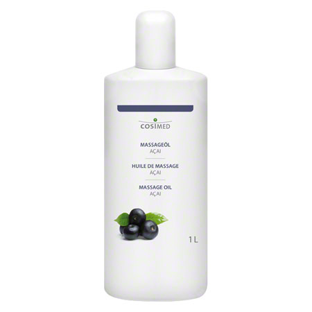 Massageöl Acai, 1 l