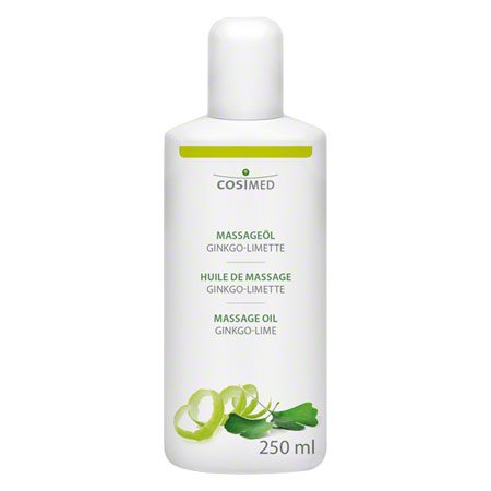 Massageöl Ginkgo-Limette, 250 ml