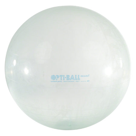 Opti-Ball Gymnastikball transparent, ø 65 cm