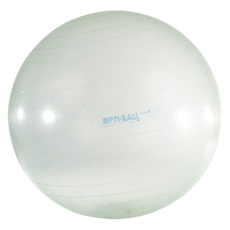 Opti-Ball Gymnastikball transparent, ø 95 cm