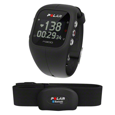 POLAR A300 HR Activity Tracker, inkl. Heart Rate Sensor