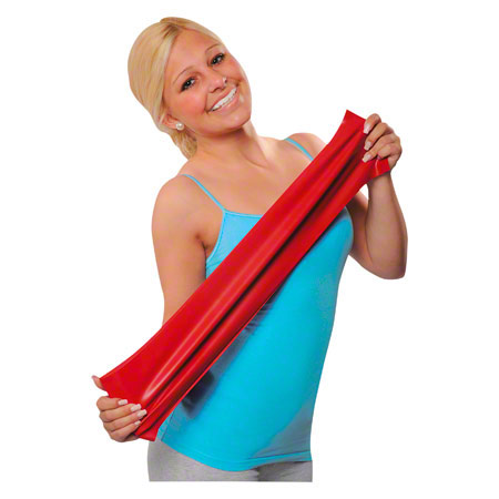 Physio Band, 25 m x 15 cm, extra stark, rot