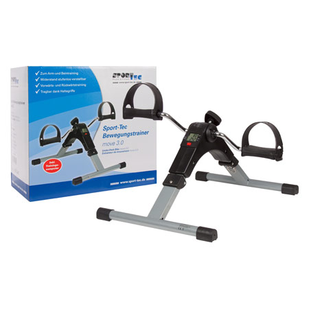 Sport-Tec Arm- und Beintrainer move 3.0 mit Display, klappbar