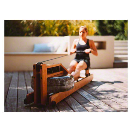 Waterrower Rudergerät Kirscheoxbridge Inkl S4 Monitor Günstig