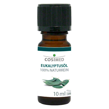 cosiMed Ätherisches Öl Eucalyptus, 10 ml