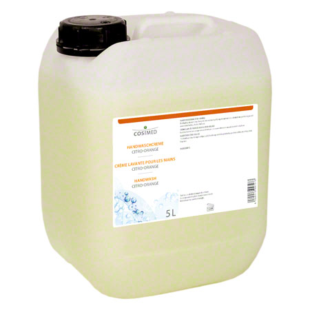 cosiMed Handwaschcreme Citro-Orange, 5 l