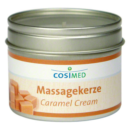 cosiMed Massagekerze Caramel Cream, 92 g