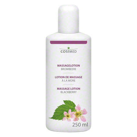 cosiMed Massagelotion Brombeere, 250 ml