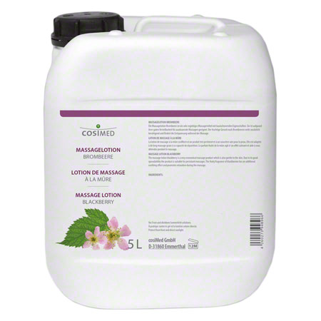 cosiMed Massagelotion Brombeere, 5 l