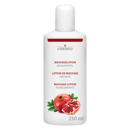 cosiMed Massagelotion Granatapfel, 250 ml