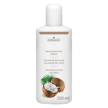 cosiMed Massagelotion Kokos, 250 ml