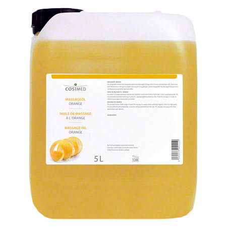 cosiMed Massageöl Orange, 5 l