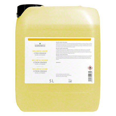 cosiMed Wellness-Liquid Citro-Orange, 5 l