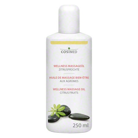 cosiMed Wellness-Massageöl Zitrusfrüchte, 250 ml